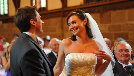Wedding Photography at the Lord Leycester Hospital