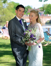 A Summer Wedding in Stratford upon Avon